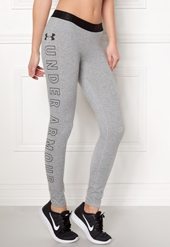 Under Armour Favorite Legging Graphic Steel Bubbleroom.no