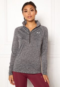 Under Armour Tech 1/2 Zip Charcoal Bubbleroom.no