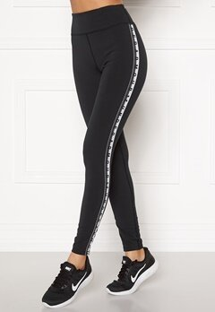 Under Armour UA Favorite Legging Branded 001 Black Bubbleroom.no