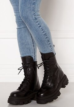 VAMSKO Freja Boots Black Bubbleroom.no