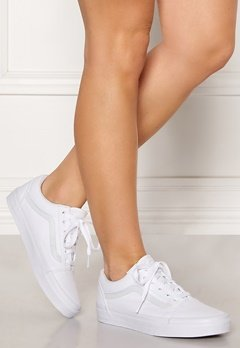 Vans Old Skool True White Bubbleroom.no