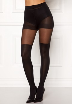 VERO MODA Gladys Tights Black Bubbleroom.no