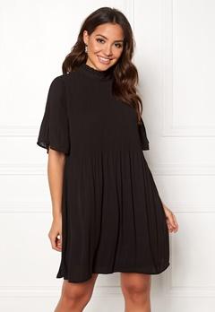 VERO MODA Gudrun 2/4 Short Dress Black Bubbleroom.no