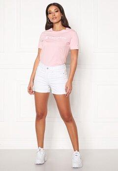 VERO MODA Hot Seven NW Fold Shorts Bright White Bubbleroom.no