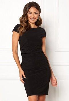 VERO MODA Jonie Cap Sleeve Dress Black Bubbleroom.no