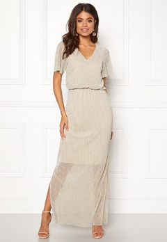 VERO MODA Kamila Long Dress Ash Bubbleroom.no