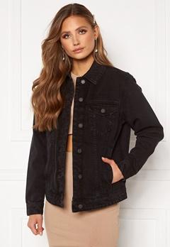VERO MODA Katrina LS Loose Jacket Black Bubbleroom.no