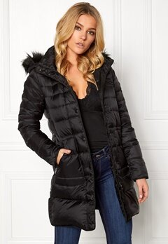 VERO MODA Maria Down Jacket Balck Beauty Bubbleroom.no