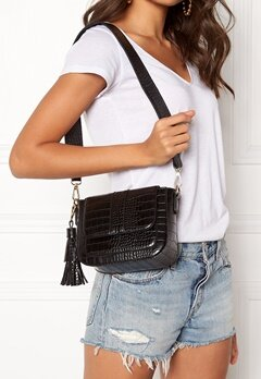 VERO MODA Meline Cross Over Bag Black Bubbleroom.no