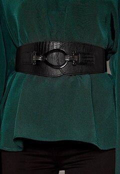 VERO MODA Myra Elastic Waist Belt Black Bubbleroom.no