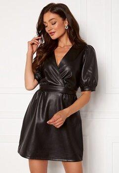 VERO MODA Paulina Short Dress Black Bubbleroom.no
