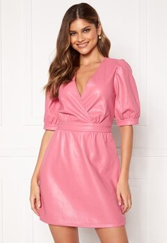 VERO MODA Paulina Short Dress Chateau Rose Bubbleroom.no