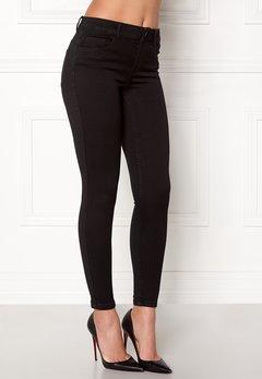 VERO MODA Seven Shape Up Jeans Black Bubbleroom.no