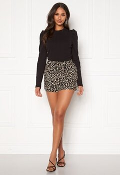 VERO MODA Simply Easy Nw Shorts Wvn Ga Oatmeal Bubbleroom.no