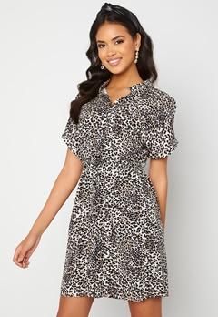 VERO MODA Simply Easy Shirt Dress Birch Bubbleroom.no