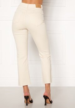 VERO MODA Stella HR Kick Flare Jeans Birch Bubbleroom.no