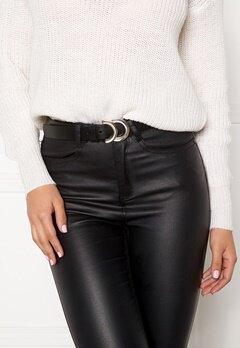 VERO MODA Tahi Leather Jeans Belt Black Bubbleroom.no