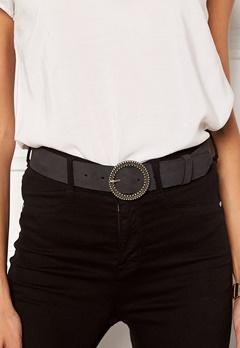 VERO MODA Trona Leather Jeans Belt Black Bubbleroom.no