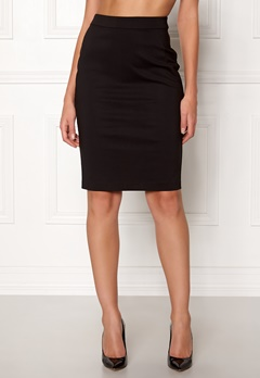 VERO MODA Victoria HW Pencil Skirt Black Bubbleroom.no
