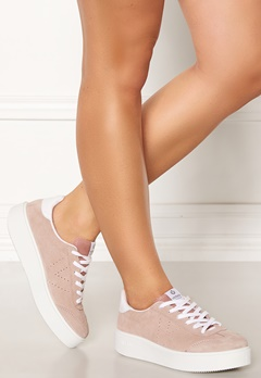 Victoria Victoria Leather Sneaker Nude Bubbleroom.no