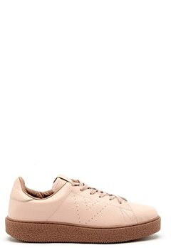Victoria Victoria Leather Sneaker Rosa Bubbleroom.no
