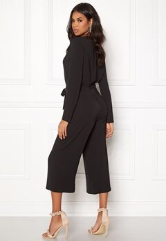 VILA Alinea New Jumpsuit Black Bubbleroom.no