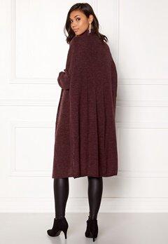 VILA Bless 7/8 Sleeve Knit Fig Pattern Bubbleroom.no
