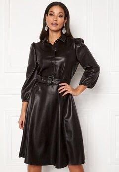 VILA Daras 3/4 Dress Black Bubbleroom.no