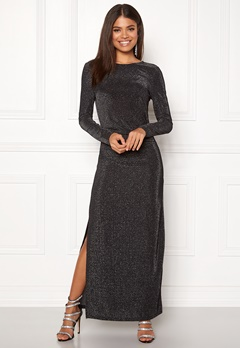 VILA Libbo Maxi Dress Black Bubbleroom.no