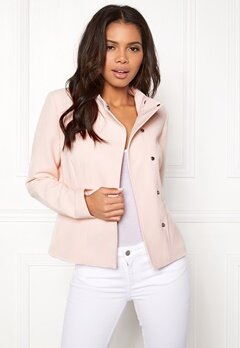 VILA Mali Short Jacket Peach Blush Bubbleroom.no