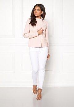 VILA Mali Short Jacket Peach Blush Bubbleroom.no
