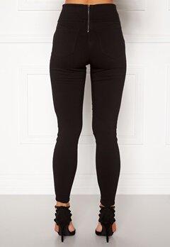 VILA Marikka HWSS 7/8 Leggings Black Bubbleroom.no