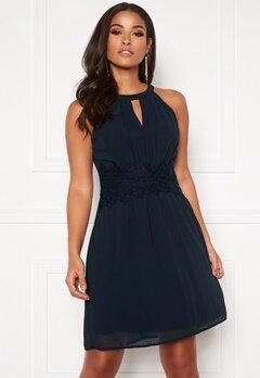 VILA Milina Halterneck Dress/Su Noos Total Eclipse Bubbleroom.no