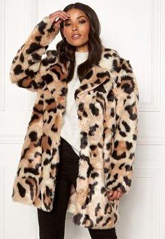 VILA Mondana Coat Soft Camel Bubbleroom.no