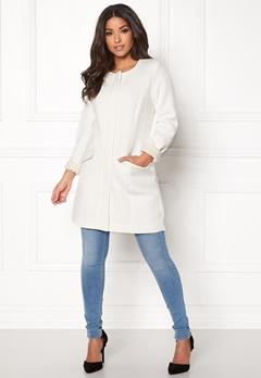 VILA Pure Jacket Pristine Bubbleroom.no