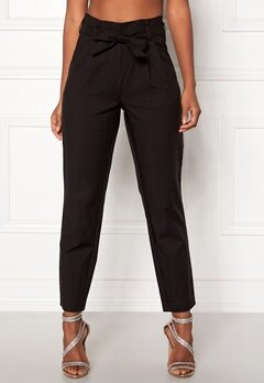 VILA Sofina Highwaist 7/8 Pant Black Bubbleroom.no