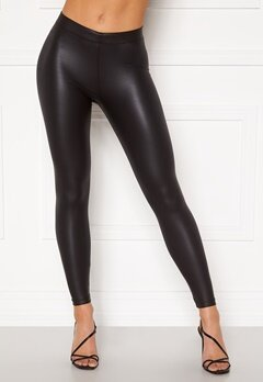 VILA Steppa Leggins Black Bubbleroom.no