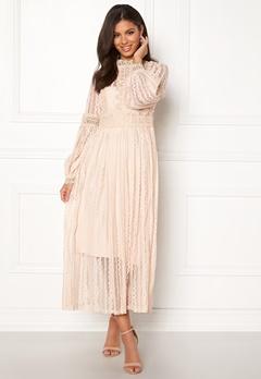 Y.A.S Wendy Lace Dress Antique white Bubbleroom.no