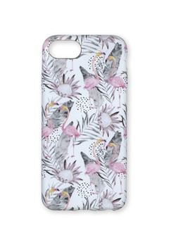Wilma Wilma Soft Case Flamingo Bubbleroom.no
