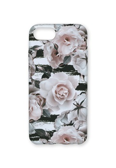 Wilma Wilma Soft Case Roses & Stripes Bubbleroom.no