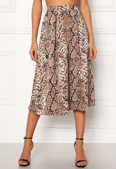 Y.A.S Anima Skirt Black Snake Bubbleroom.no