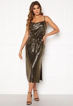 Y.A.S Ellie SL Midi Dress Black Bubbleroom.no