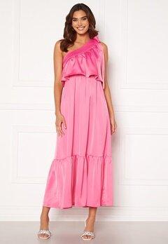 Y.A.S Victoria OS Ankle Dress Azalea Pink<br>  Bubbleroom.no