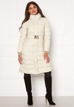 Miss Sixty YJ4320 Coat Light Grey Bubbleroom.no