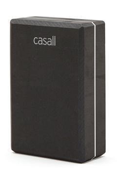 Casall Yoga Block 904 Black/White Bubbleroom.no