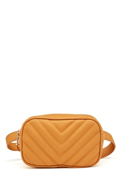 ONLY Zag PU Belt Bumbag Golden Yellow Bubbleroom.no