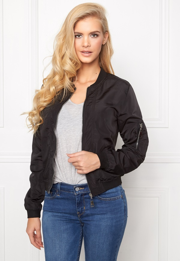 5621086da1d2c Find mixed from italy bomber jacket black. Shop every store on the ...
