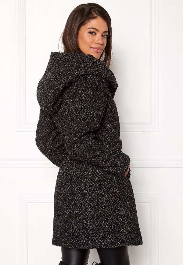 32462c487 Find snoot avellino wool coat black jakker på. Shop every store on ...