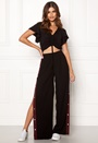 Tamika button trousers