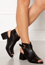Abby Block Heel Sandal